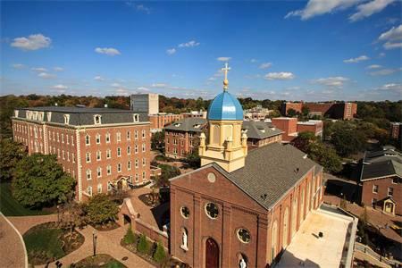戴顿大学排名第124(2018年USNEWS美国大学排名)