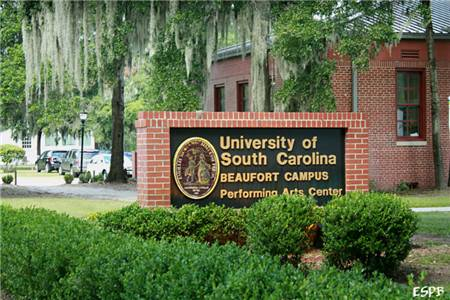 南卡羅來納大學排名第103(2018年USNEWS美國大學排名)