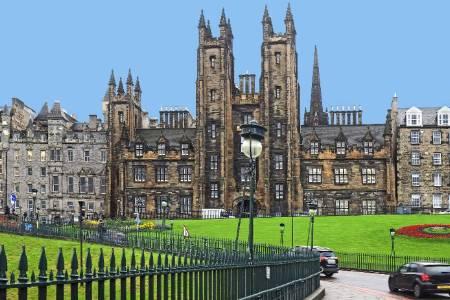 爱丁堡大学世界排名最新排名第17(2021年TIMES世界大学排名)
