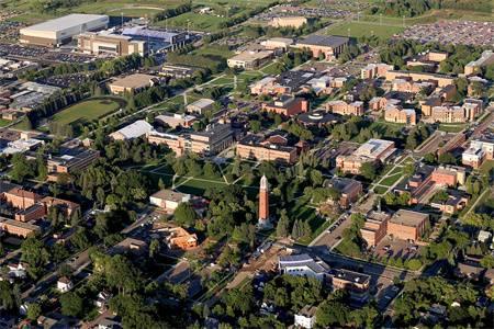南达科他州立大学排名第284(2021年USNEWS美国大学排名)