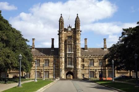 悉尼大学世界排名最新排名第83(2017年ARWU世界大学排名)