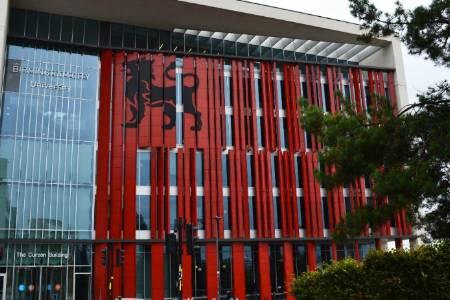 伯明翰大学世界排名最新排名第116(2019年THE世界大学排名)