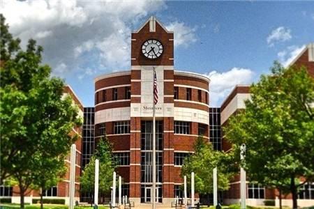 俄克拉荷马市大学排名第240(2020年USNEWS美国大学排名)