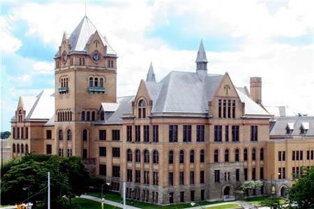 韦恩州立大学世界排名最新排名第477(2021年QS世界大学排名)