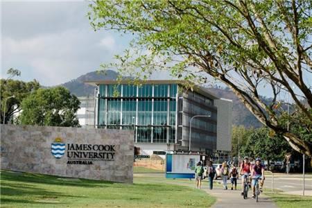 詹姆斯庫克大學世界排名最新排名第340(2017年QS世界大學排名)