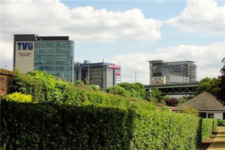 泰晤士河谷大学排名第57(2020年卫报英国大学排名)