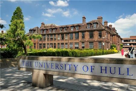 赫尔大学排名第106(2019年卫报英国大学排名)