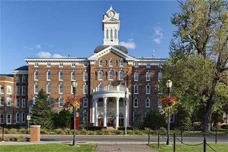 宾夕法尼亚大学排名第8(2019年USNEWS美国大学排名)
