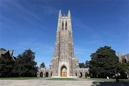 杜克大学世界排名最新排名第27(2020年ARWU世界大学排名)