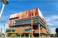 亚利桑那州立大学世界排名