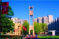 天普大学美国大学排名