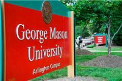 乔治梅森大学美国大学专业排名