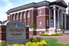 纽约州立大学阿尔巴尼分校美国大学专业排名