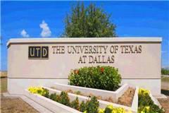 德州大学达拉斯分校美国大学专业排名