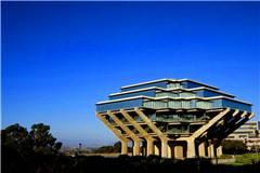 加州大学圣地亚哥分校世界排名
