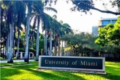 迈阿密大学世界排名