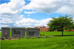 俄亥俄州立大学哥伦布分校世界排名