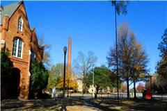 阿拉巴马大学美国大学排名