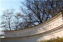 美利坚大学美国大学排名