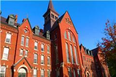 佛蒙特大学美国大学排名