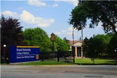 德雷塞尔大学美国大学专业排名
