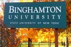 宾汉姆顿大学美国大学排名