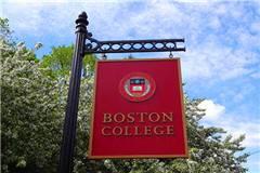 波士顿学院美国大学专业排名