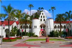 圣地亚哥州立大学美国大学专业排名