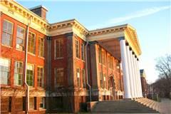 西密歇根大学美国大学专业排名