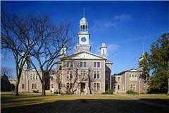 南达科他大学美国大学排名