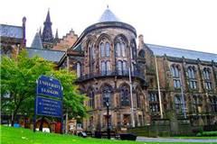 格拉斯哥大学英国大学排名