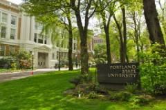 波特兰州立大学美国大学专业排名