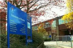 邓迪大学英国大学排名