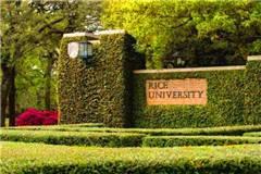 莱斯大学世界排名
