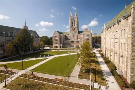 波士顿大学金融工程排名第12(2016年QuantNet美国排名)
