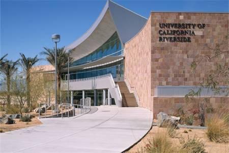 加州大學河濱分校世界排名及專業排名匯總(QS世界大學排名版)