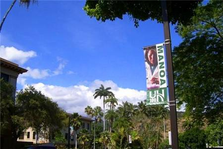 夏威夷大学马诺阿分校世界排名及专业排名汇总(QS世界大学排名版)