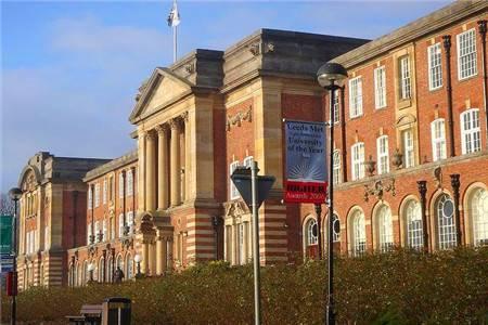 利兹贝克特大学会计与金融专业排名第76(2018年卫报英国排名)