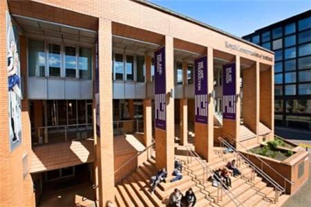 苏格兰皇家音乐学院音乐专业排名第50(2018年卫报英国排名)