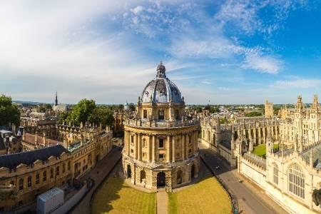 牛津大学数学专业排名第2(2018年TIMES英国排名)