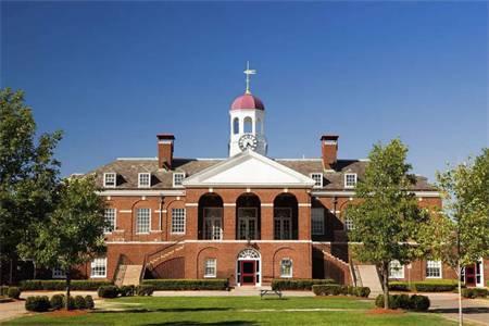 哈佛大学排名在2020年泰晤士高等教育世界大学排名第7
