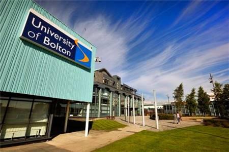 波尔顿大学运动科学专业排名第13(2018年卫报英国排名)