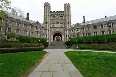 普林斯顿大学金融工程排名第5(2018年QuantNet美国排名)