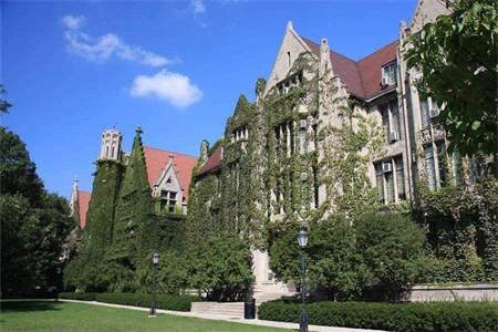 2020年QS世界大學排名芝加哥大學排名第10