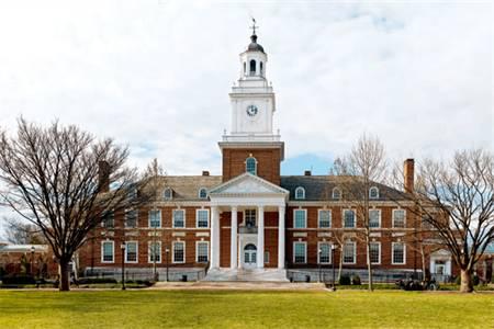 约翰霍普金斯大学排名在2020年泰晤士高等教育世界大学排名第12